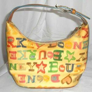 Dooney & Bourke Multi-color Handbag Purse